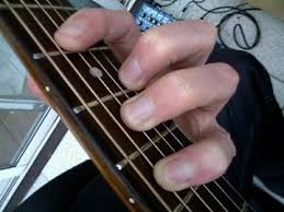C Shape Barre Chord Chart Nail Guitar Barre Chords In The Shortest Possible Time