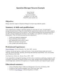 Samples Of Professional Summary For A Resume Career Summary Sample Cover letter samples Cover letter samples 57