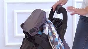 <b>Прогулочная коляска Babyhit Voyage</b> Air — купить по выгодной ...