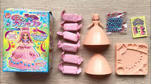 Làm váy đầm công chúa búp bê bằng kẹo ăn được - Popin cookin princess (Chim  Xinh) - YouTube