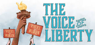 Raising Their Voices for LIBERTY — Articles — Foreword Reviews