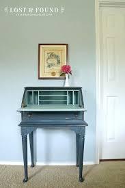 painted secretary hutch artissimo milk paint chalk painted antique secretary desk hand painted secretary desk