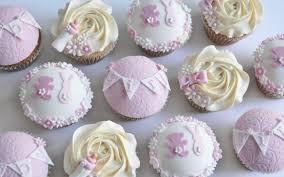 Girls Baby Shower Cupcakes Cake Maker Liverpool Cake Shop St Helens