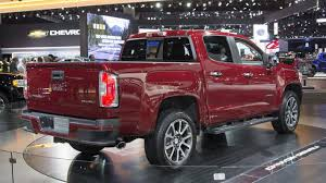2018 gmc duramax. brilliant 2018 2018 gmc canyon denali  rear with gmc duramax