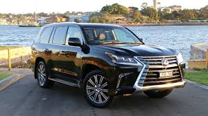 2016 Lexus LX 570 Review - Chasing Cars