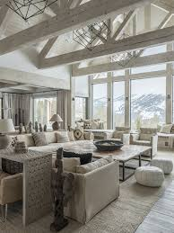 rustic livingroom furniture. mountain style formal and open concept light wood floor gray living room photo in rustic livingroom furniture