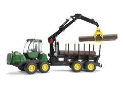 Трактор с прицепом - Агрономоff
