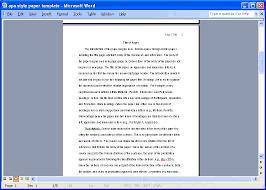 apa essay format apa heading format for essay org gallery for apa format essay