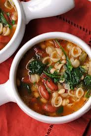 olive garden inspired minestrone soup print recipe