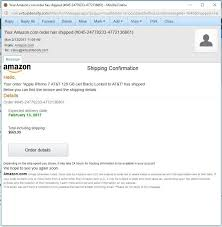 - Stamford Confirmation Density Llc Email Alert Amazon Spam Greenwich Danbury Virtual