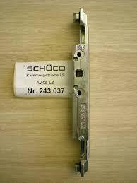 Schüco Alu Kammergetriebe Av 43 Ls Febes Fensterbeschlagservice