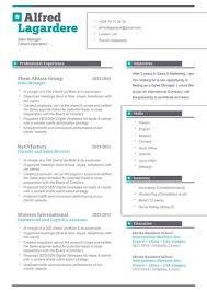 english resumes create an original cv design with mycvfactory mycvfactory