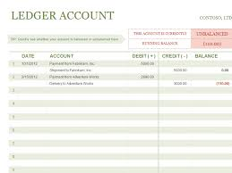 Monthly Pay Ledger Template In Excel Format Project Management