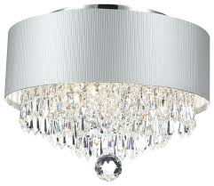 white drum chandelier contemporary modern 3 light chrome crystal chandelier silver pertaining to incredible property chrome drum chandelier prepare white