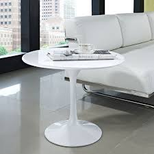 base saarinen only coffee tables tulip oval round marble dining table eero