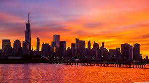 New York Skyline Wallpaper 4k ...