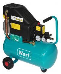 <b>Компрессор масляный Wert AC</b> 300/50, 50 л, 1.5 кВт — купить по ...