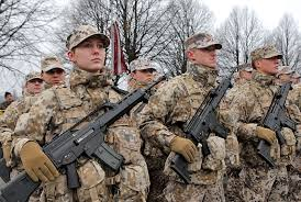 Вооруженные силы Латвии Военное оружие и армии Мира Армия Латвии
