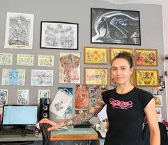 Kérka Jde Mi Hlavně O Dlouhodobý Soulad Estetiky Těla A Tetování