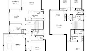 two story house plans plan of house with two bedroom best of two y house plans