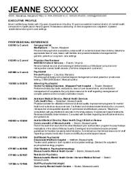 hospital - Psychiatrist Resume