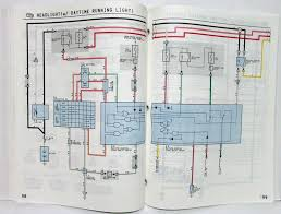 1980 Toyota Corolla Wiring Diagram Toyota Tacoma Wiring Diagram