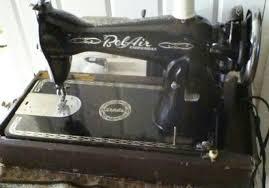 Bel Air Imperial Sewing Machine