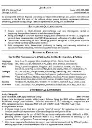 Luxury Certified Software Process Engineer Sample Resume B4 Online Com
