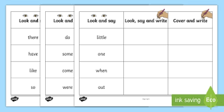 Letters and new set of worksheets. Phase 4 Tricky Words On Writing Practice Worksheets