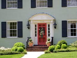 Front Doors Door Paint Colors For Brick Homes Normcookson