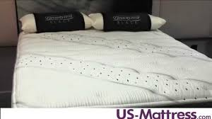 Simmons Beautyrest Black Kate Plush Pillow Top Mattress YouTube