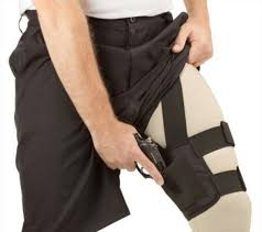 Image result for Thigh Holsters – Not Just for Hollywood