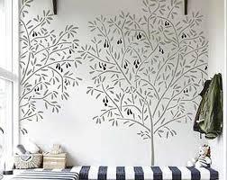 free wall decor stencils olive tree stencil olive leaf stencils best set
