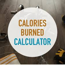 Calories Burned And Activity Calculator