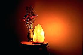himalayan crystal rock salt lamp benefits photo design