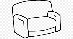 furniture clipart black and white. Exellent Furniture Couch Living Room Chair Furniture Clip Art  Sofa Pictures Inside Clipart Black And White L