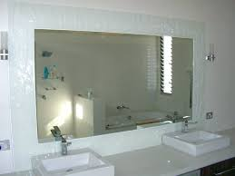 mirror without frame home ideas white wall paint large mirror without frame granite bathroom cabinets large size white wall paint mirror with black wooden
