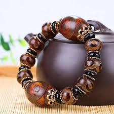<b>Drop Shipping Natural</b> Brown Tiger Eyes Beads Bracelet Jade ...