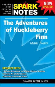the adventures of huckleberry finn sparknotes sparknotes  the adventures of huckleberry finn sparknotes sparknotes editors mark j t mark twain 9781411403123 com books