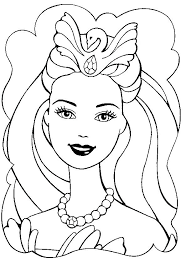 Barbie Coloring Pages Online Games Girls Coloring Pages To Print