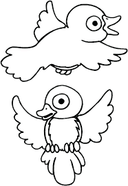 Coloring Pages Birds Cute Bird Coloring Pages Coloring Pages Birds
