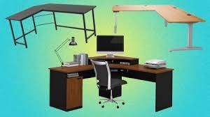 L shaped office desk cheap Black The Best Lshaped Desks Igncom The Best Lshaped Desks Ign