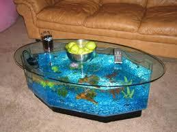 Fish Tank Coffee Table Uk Creative Coffee Table Aquarium