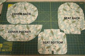 Seat Cover Pattern Best Decorating