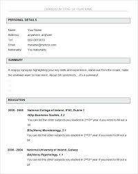 download free sample resume free basic resume templates download medicina bg info