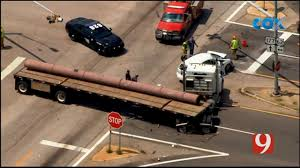 Emergency Crews Respond To Head-On Collision Near Meeker - News 9