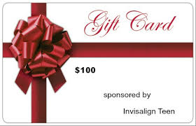 100 Gift Card Giveaway Sponsored By Invisalign Hoosier Homemade