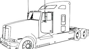 Garbage Truck Coloring Pages Truck Coloring Pages Dump Truck Garbage