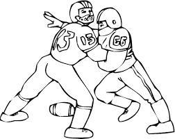 Small Picture Football Printable Coloring Pages fablesfromthefriendscom