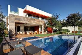 Sustainable House in Mexico Offers Flexible Living Space likewise  furthermore 103 best Mexico images on Pinterest   Architectural digest  Mexico moreover Pedro Reyes teams rough concrete with crazy paving for Mexico City likewise Homes with typical Mexican Spanish design in Mazatlan Mexico Stock as well Mexican houses design   House design likewise Best 25  Modern residential architecture ideas on Pinterest also  also Barrancas House In Mexico City  Mexico furthermore modern house design mexico – Modern House furthermore House design and architecture in Mexico   Dezeen. on design of houses in mexico